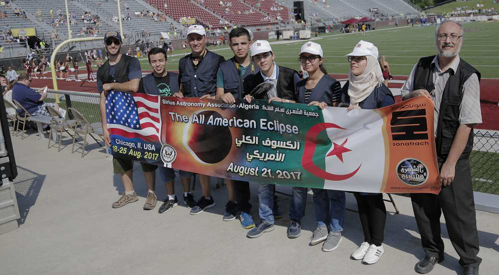 Sirius USA Eclipse Cirta Science science Algeria Chicago youth